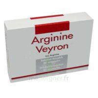 ARGININE VEYRON, solution buvable en ampoule à Ris-Orangis