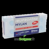 IBUPROFENE MYLAN 200 mg, comprimé enrobé B/30 à Ris-Orangis