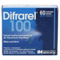 DIFRAREL 100 mg, comprimé enrobé 6Plq/10 à Ris-Orangis