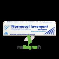 NORMACOL LAVEMENT ENFANTS, solution rectale, récipient unidose à Ris-Orangis