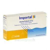 IMPORTAL JEUNES ENFANTS 2,5 g, poudre orale en sachet à Ris-Orangis