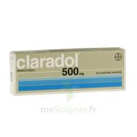 CLARADOL 500 mg, comprimé sécable à Ris-Orangis