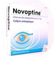 NOVOPTINE 0,1 mg/0,4 ml, collyre en récipient unidose à Ris-Orangis
