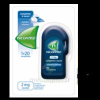 NICORETTE 2 mg Cpr à sucer T/20 à Ris-Orangis