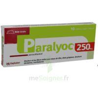 PARALYOC 250 mg, lyophilisat oral à Ris-Orangis