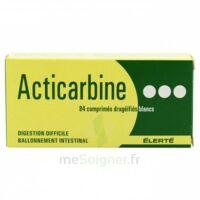 ACTICARBINE Comprimés enrobés B/84 à Ris-Orangis