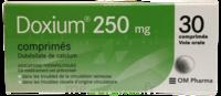 DOXIUM 250 mg, comprimé à Ris-Orangis