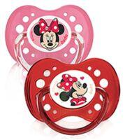 Dodie Disney sucettes silicone +18 mois Minnie Duo à Ris-Orangis