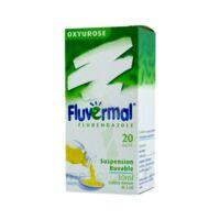 FLUVERMAL 2 % Susp buv Fl/30ml à Ris-Orangis
