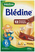 Blédine Vanille/Cacao 12 dosettes de 20g à Ris-Orangis