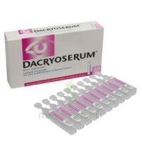 DACRYOSERUM Solution pour lavage ophtalmique en récipient unidose 20Unidoses/5ml à Ris-Orangis