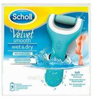 Scholl Velvet Smooth Wet&Dry Râpe électrique rechargeable à Ris-Orangis