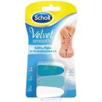 Scholl Velvet Smooth Ongles Sublimes kit de remplacement à Ris-Orangis