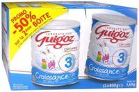 GUIGOZ LAIT CROISSANCE 3 2X800GR à Ris-Orangis