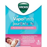 VICKS VAPOPATCH ENFANTS à Ris-Orangis