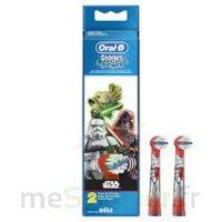 Oral-B Stages Power Star Wars 2 brossettes à Ris-Orangis