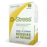 D-STRESS, boite de 80 à Ris-Orangis