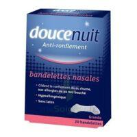DOUCENUIT Bandelettes nasales GRANDES, bt 20 à Ris-Orangis