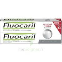 Fluocaril Bi-Fluoré 145 mg Pâte dentifrice blancheur 2*75ml à Ris-Orangis