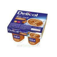 DELICAL RIZ AU LAIT Nutriment caramel pointe de sel 4Pots/200g à Ris-Orangis
