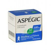 ASPEGIC 500 mg, poudre pour solution buvable en sachet-dose 30 à Ris-Orangis