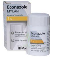 ECONAZOLE MYLAN 1 % Pdr appl cut Fl/30g à Ris-Orangis