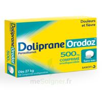 DOLIPRANEORODOZ 500 mg, comprimé orodispersible à Ris-Orangis