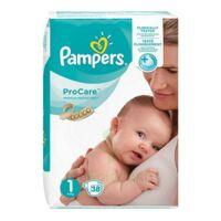 PAMPERS PROCARE PREMIUM Couche protection T1 2-5kg Paq/38 à Ris-Orangis