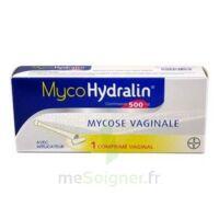 MYCOHYDRALIN 500 mg, comprimé vaginal à Ris-Orangis