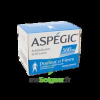 ASPEGIC 500 mg, poudre pour solution buvable en sachet-dose 20 à Ris-Orangis