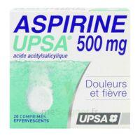 ASPIRINE UPSA 500 mg, comprimé effervescent à Ris-Orangis