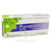 Pursennide 20 Mg, Comprimé Enrobé à Ris-Orangis
