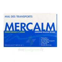 MERCALM, comprimé pelliculé sécable à Ris-Orangis