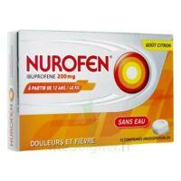 NUROFEN 200 mg, comprimé orodispersible à Ris-Orangis