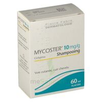 MYCOSTER 10 mg/g, shampooing à Ris-Orangis