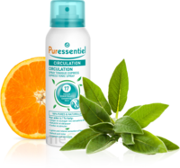 PURESSENTIEL CIRCULATION Spray 17 huiles essentielles à Ris-Orangis