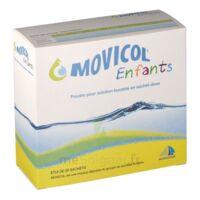 MOVICOL ENFANTS, poudre pour solution buvable en sachet-dose à Ris-Orangis