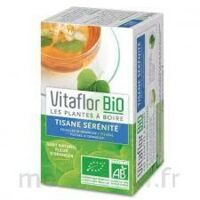 Vitaflor Bio Tisane Serenité à Ris-Orangis