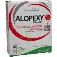 ALOPEXY 50 mg/ml S appl cut 3Fl/60ml à Ris-Orangis