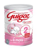 GUIGOZ 2 Lait pdre B/800g à Ris-Orangis