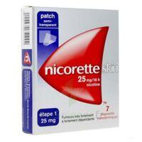 Nicoretteskin 25 mg/16 h Dispositif transdermique B/28 à Ris-Orangis
