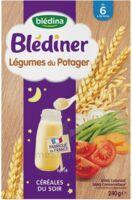 Blédîner Céréales Légumes du potager 240g à Ris-Orangis
