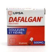 DAFALGAN 500 mg Gélules 2plq/8 (16) à Ris-Orangis