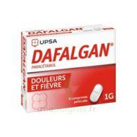 DAFALGAN 1000 mg Comprimés pelliculés Plq/8 à Ris-Orangis