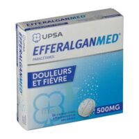 EFFERALGANMED 500 mg, comprimé effervescent sécable à Ris-Orangis