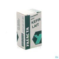 YALACTA FERMENTS, souche pour kefir de lait, bande émeraude, fl 4 g à Ris-Orangis