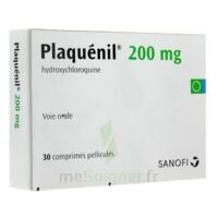PLAQUENIL 200 mg, comprimé pelliculé à Ris-Orangis