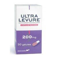 ULTRA-LEVURE 200 mg Gélules Fl/30 à Ris-Orangis