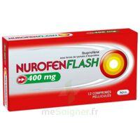 NUROFENFLASH 400 mg Comprimés pelliculés Plq/12 à Ris-Orangis