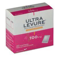 ULTRA-LEVURE 100 mg Poudre pour suspension buvable en sachet B/20 à Ris-Orangis